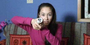 16-Year-Old Creates Flashlight Powered Solely by Body Heat