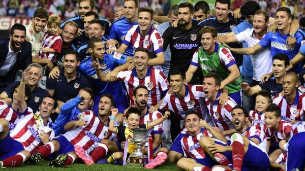 Atletico Madrid Claim Spanish Super Cup at the Expense of Real Madrid.