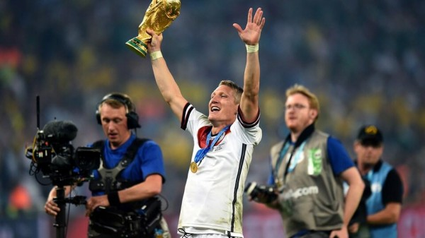 Schweinsteiger Ruled Out for Several Weeks With Injury. Image: Getty Image.