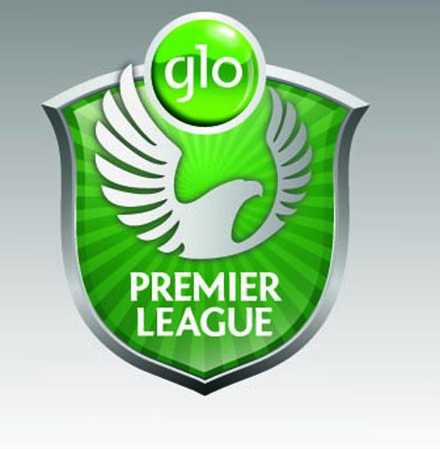 The Glo Premier League Logo.