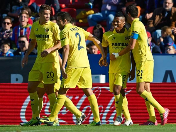 IK Uche Net His First Goal of the La Liga Season Against Levante on Sunday.