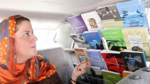 Iranian_Couple_s_Taxi_Doubles_as_a_Book_Store