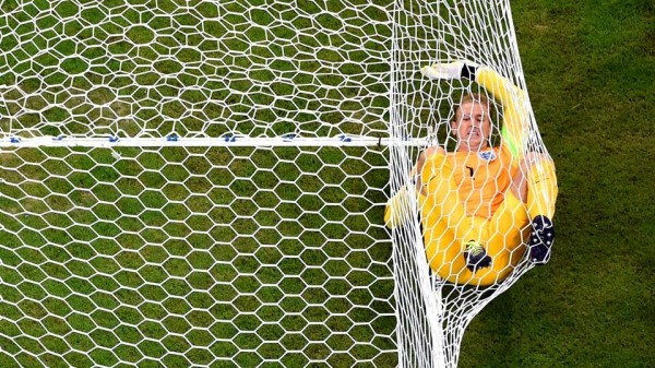 Joe Hart Featured for the 'Three Lions' at the 2014 World Cup, making Two Appearances. Image: Getty Image.