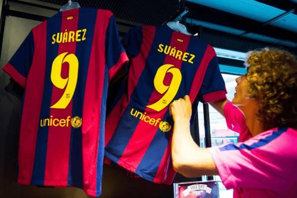 Luis Suarez Awaits Appeal Verdict.