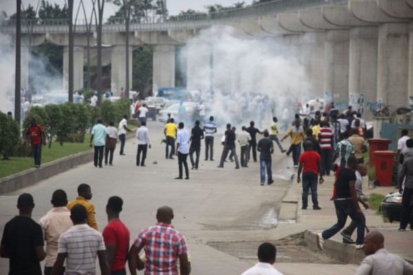 Lagos Residents Cry Out On Insecurity