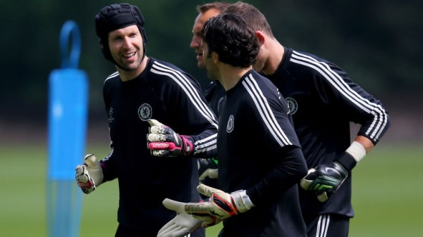 Petr Cech and Mark Schwarzer and Co at Risk of Allowing a 22-year-old Belgian Take Their Spot.