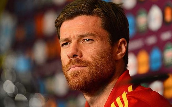 Xabi Alonso Ends His 11-Year Career With the Spanish National Team.