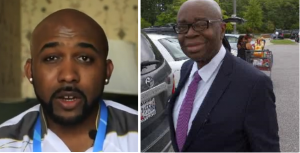 Fans Grieve With Banky W As He Mourns Uncle