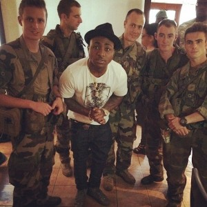 See Why Davido Was Stopped From Entering Cameroon