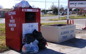 Canadian Man Freed From Clothing Donation Bin After Being Stuck Inside For 3 Hours
