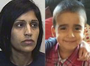 Mum Sentenced For Killing 3-Year-Old, Stuffing Him In Suitcase