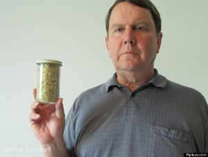 Man Kept All His Nail Clippings In A Jar — Since 1978