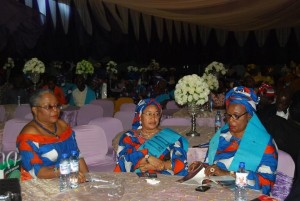 Onyeka Onwenu, Chris Ngige and Oby Ezekwesili Present At Tributes For Late Dora Akunyili In Abuja