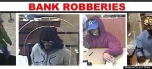 Hat-Loving Robber Hits 7 Banks