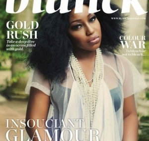 A Glimpse Of Blanck Digital's Issue 3: Rita Dominic Is Dating Again, Funmi Iyanda Is Feminist + Ice Prince Is A Suave Lyricist