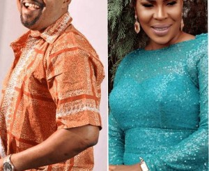 Saheed and Estranged Wife, Fathia Balogun Reunite