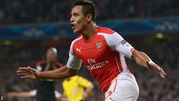 Arsenal officially qualify for Uefa Champions League