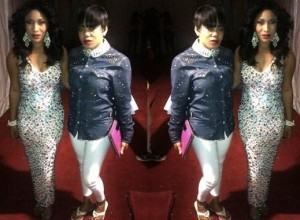 When Things Fall Apart: Tonto Dikeh and Toyin Lawani Attack Each Other