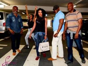 See Zack Orji, Benita Nzeribe and Keppy Ekpeyong Bassey In London For 'St. Mary' Movie Premiere