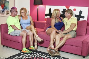 Bodybuilding Christian Swingers From Florida Start Spouse-Swapping Website