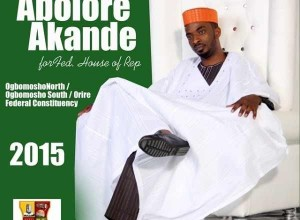 2015: 9ice Emphasize On His Plan To Help The Youths If Elected