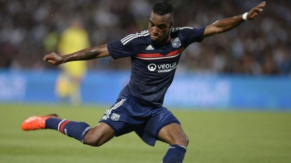 Alexandre Set to Remain With Olympique Lyon Until 2018. Image: Getty.