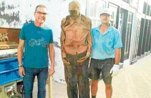 Gravedigger Suspended After Taking Photo With Exhumed Body