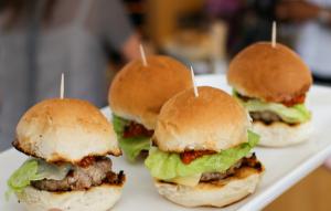 London Chefs Create 'Human Flesh' Burger