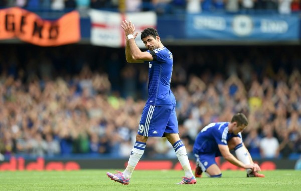 Diego Costa Became the First Player to Score Seven Goals in His Opening 4 EPL Matches. Image: Getty.