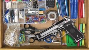 Primary School Teacher Shot Herself While Teaching