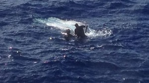 """'Don't Stop Believin"""" Motivates 3 Men To Swim To Shore After Boat Capsizes In Hawaii"""