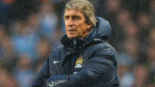 Manuel Pellegrini Glad His Two-Match Touchline Ban is Over. Image: Getty.