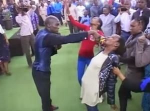 Pastor Gave Church Members Petrol To Drink, Calls It Juice