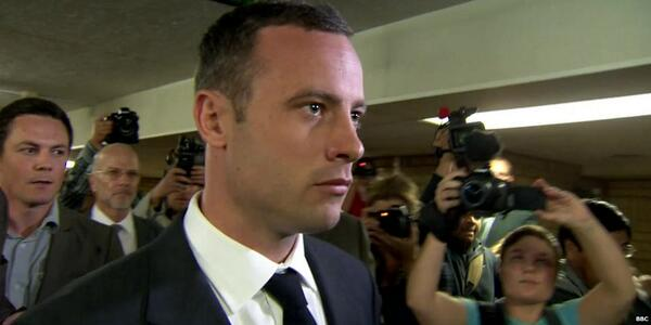 Oscar Pistorius Faces 15 Years in Jail for Being Found Guilty of Culpable Homicide. Image: BBC.