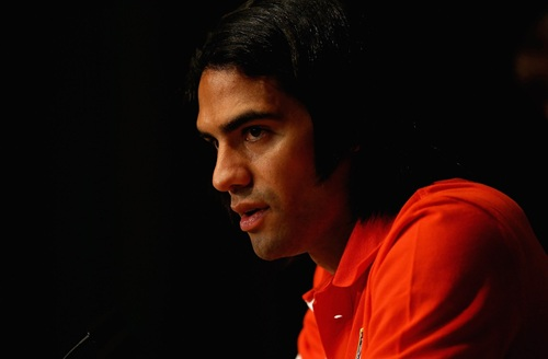 Radamel Falcao Joined Manchester United from AS Monaco on a Season-Long Loan on September 2, 2014.