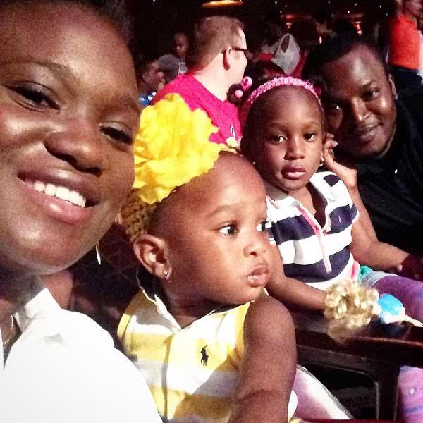 Eldee Spends Time With Family In Atlanta