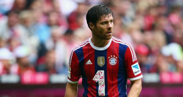 Xabi Alonso is the Fifth Spaniard to Have Arrived at the Allianz Arena Since Pep Guardiola Took Over. Image: Getty.