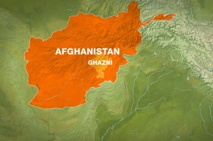Group Of Taliban Fighters Invade Afghanistan District