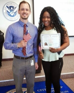 Guess Which Nigerian Is Officially An American Citizen