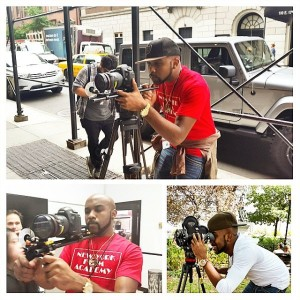 Banky W Kicks Off Classes At New York Film Academy