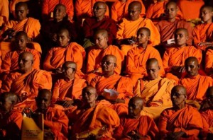Buddhist Say They Will Fight Against 'Jihad Threat'