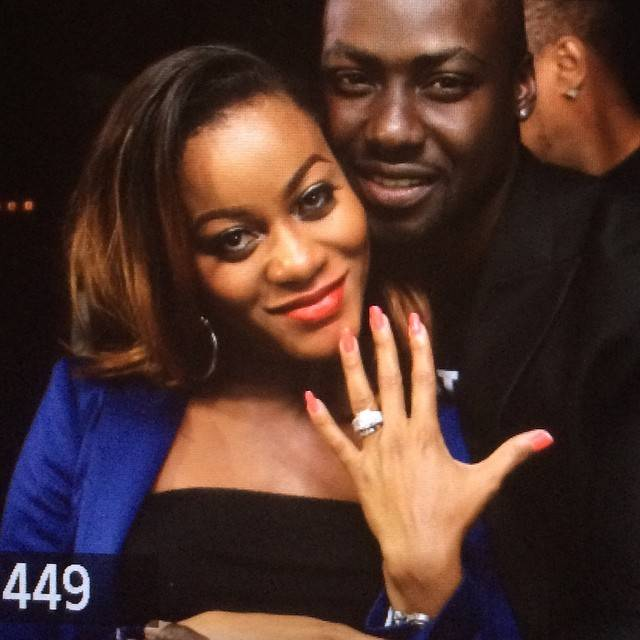 Damilola Adegbite and Chris Attoh Welcome Their First Child Together