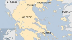 Woman In Greece 'Buried Alive By Accident'