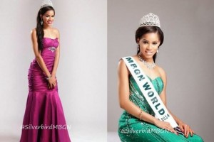 The MBGN 2014 — Iheoma Nnadi Drops Adorable New Official Photos