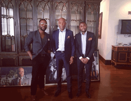 Zinox Gives Iyanya A 1 Year Renewal Deal On His Endorsement With The Company