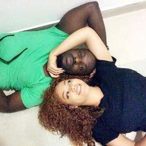 Nadia Buari Shows Off Photo Of Herself and Jim Iyke