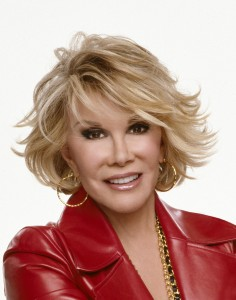 R.I.P: Joan Rivers Passes On At 81