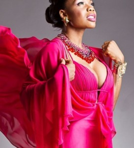 Dance Queen Kaffy Drops Her Own Clothing Line — 'Yanga'