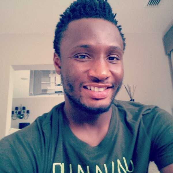 Mikel Obi's Girlfriend Claims He Has The Best Smile In The World