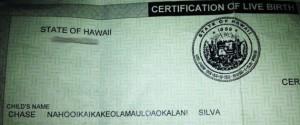 "Facebook Rejects Man Whose Name Is ""Nahooikaikakeolamauloaokalani Silva"""
